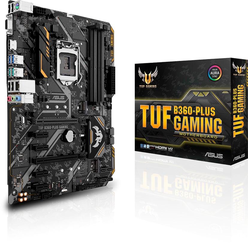 ASUS TUF B360-Plus Gaming ATX Hovedkort