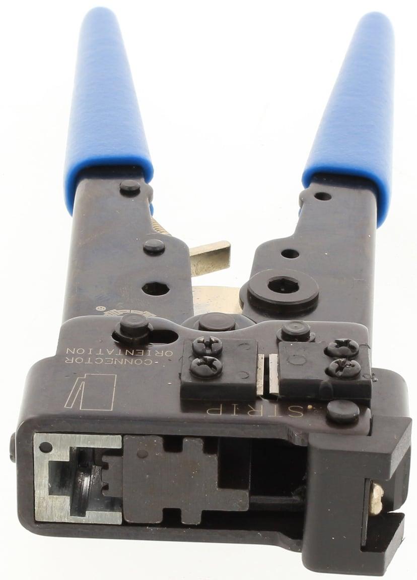 Direktronik Professional Crimp Tool RJ45