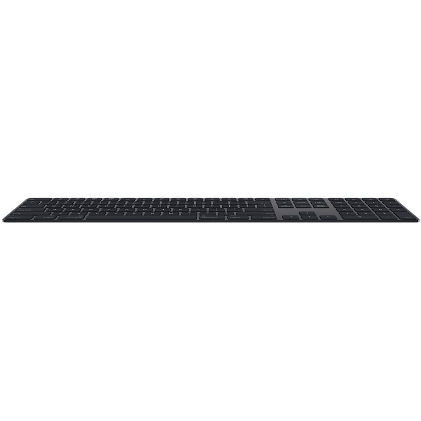 Apple Magic Keyboard With Numeric Tastatur Trådløs USA Grå