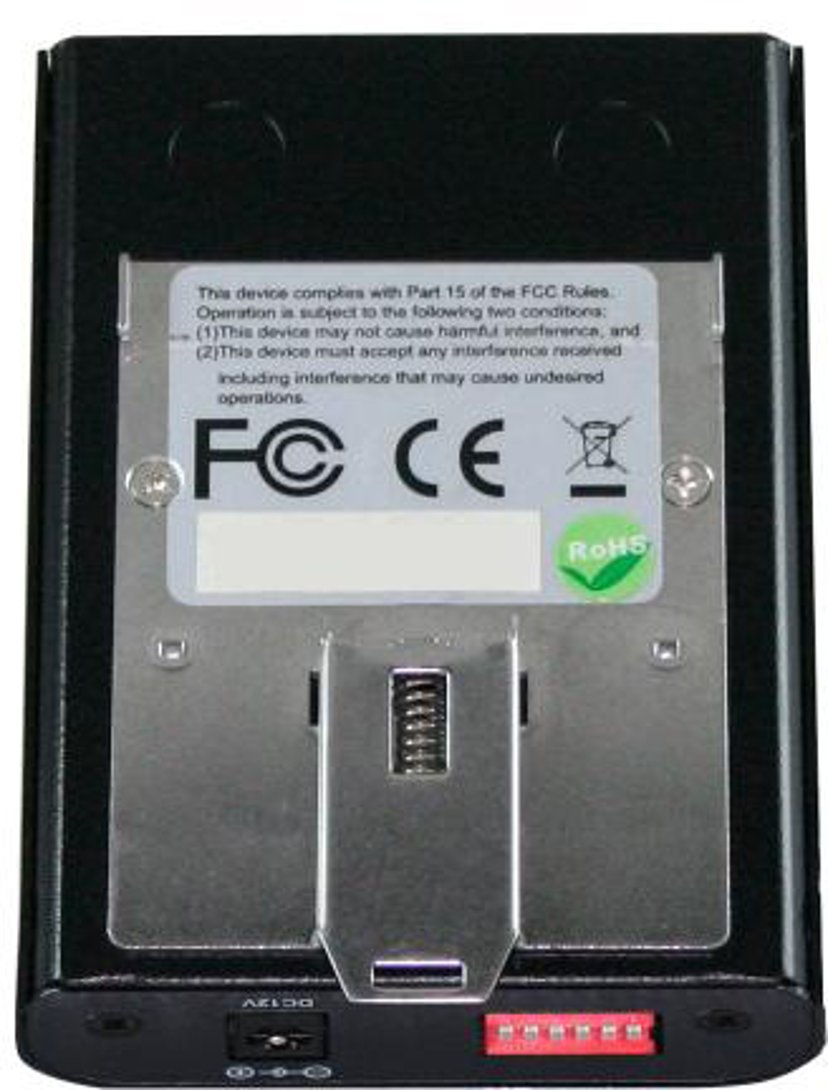 Etherwan EL2315 Fibermedieomformer RJ-45 SFP (mini-GBIC)