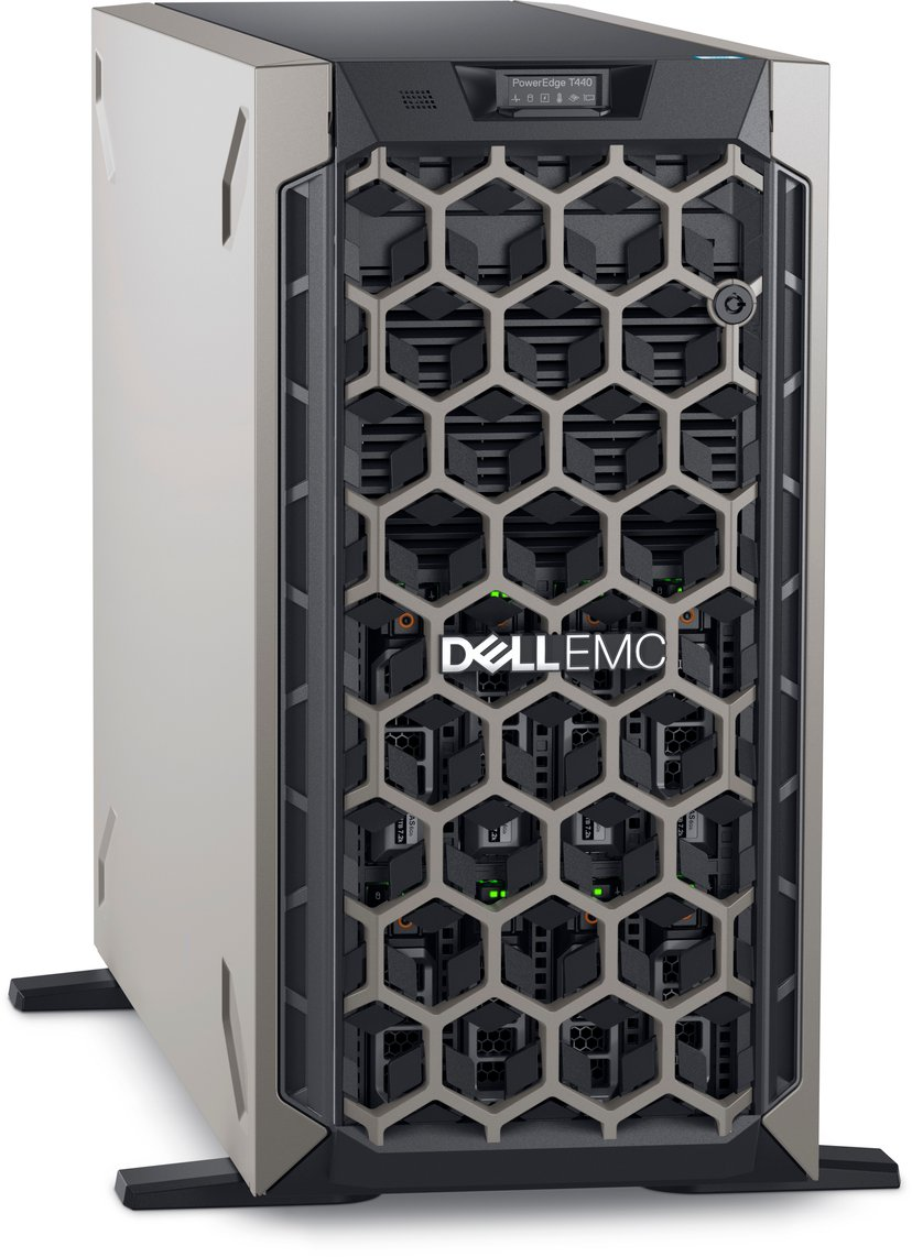 Dell EMC PowerEdge T440 Xeon Silver Med 8 kärnor 8GB