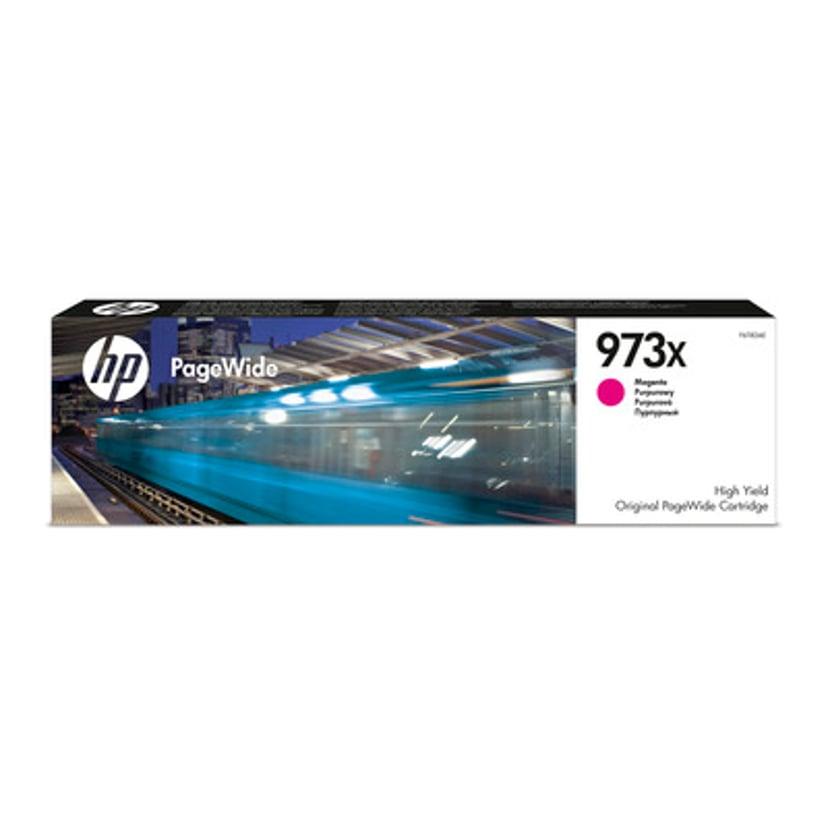 HP Blekk Magenta No.973X 7K - PageWide