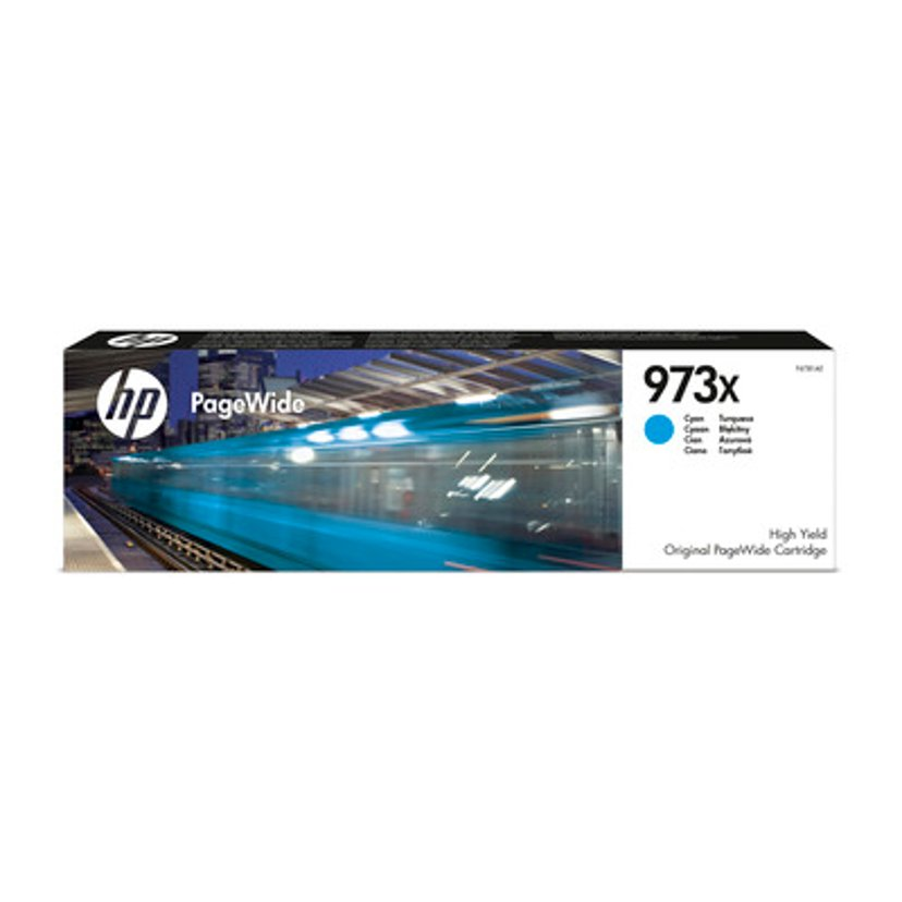 HP Inkt Cyaan No.973X 7K - PageWide