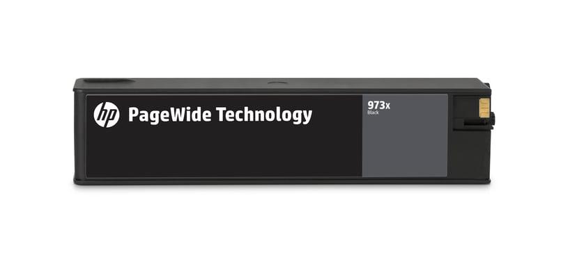 HP Blæk Sort No.973X 10K - PageWide