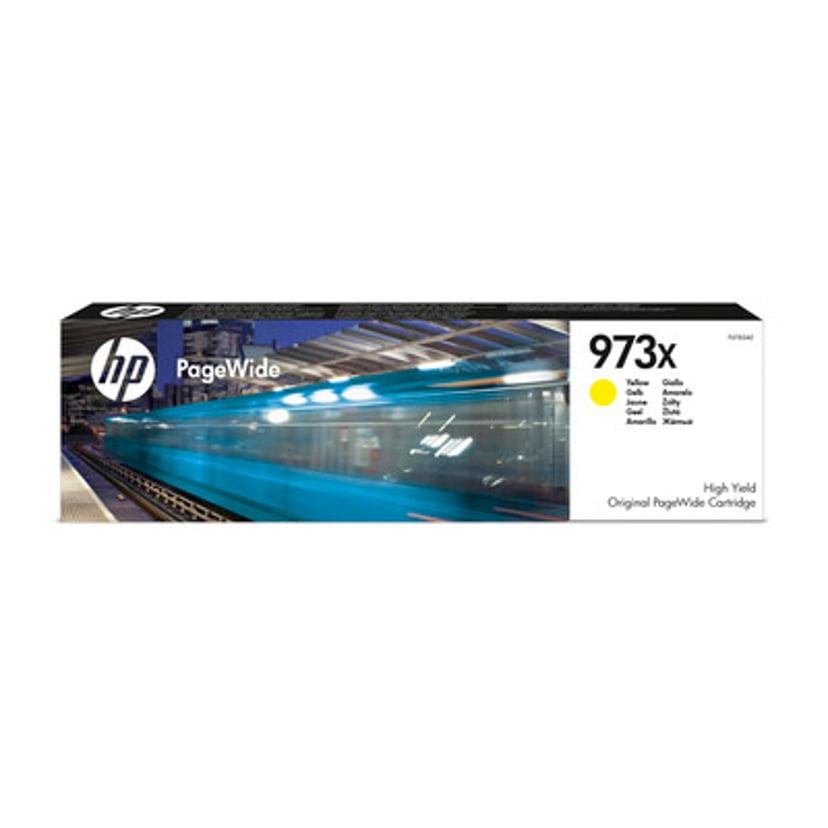 HP Blæk Gul No.973X 7K - PageWide