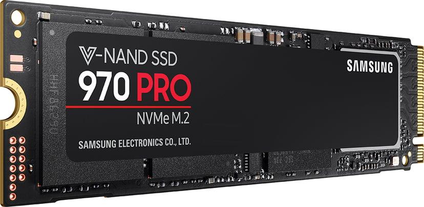 Samsung 970 Pro 1000GB PCI Express 3.0 x4 (NVMe) M.2 2280