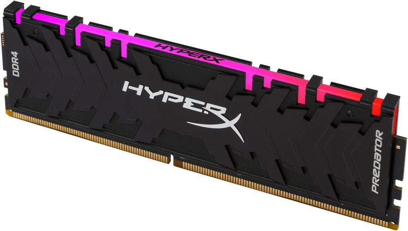Kingston HyperX Predator RGB 8GB 2,933MHz DDR4 SDRAM DIMM 288-PIN