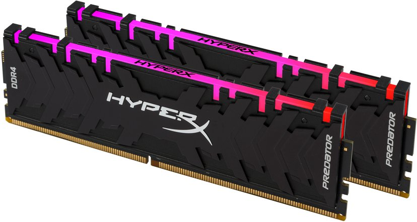 Kingston HyperX Predator RGB 16GB 2,933MHz DDR4 SDRAM DIMM 288-pin