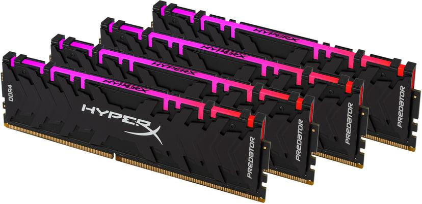 Kingston HyperX Predator RGB 32GB 2,933MHz DDR4 SDRAM DIMM 288-PIN