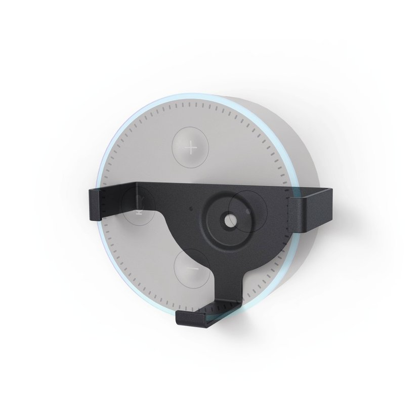 Hama Wallmount Amazon Echo Dot 2Nd Gen Black