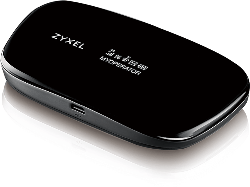 Zyxel WAH7608 LTE Portable Router