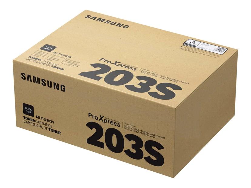 HP Samsung Toner Sort MLT-D203S 3K - M3320/M3370/M3820