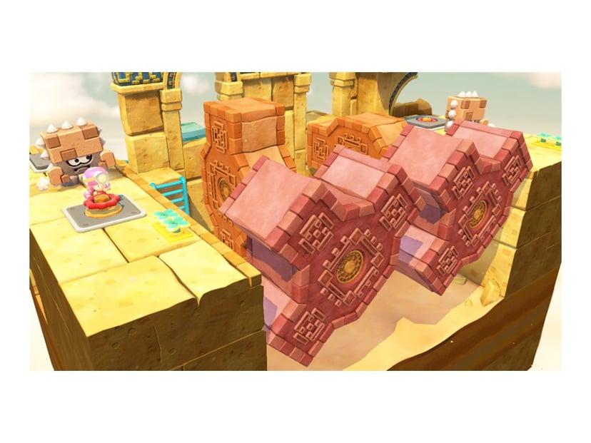 Nintendo Captain Toad: Treasure Tracker Nintendo Switch