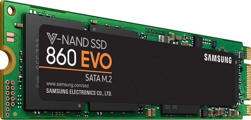Samsung 860 EVO MZ-N6E2T0BW 2,000GB M.2 2280 Serial ATA-600