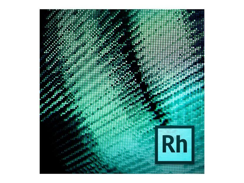 Adobe Robohelp (2017 Release) Lisens