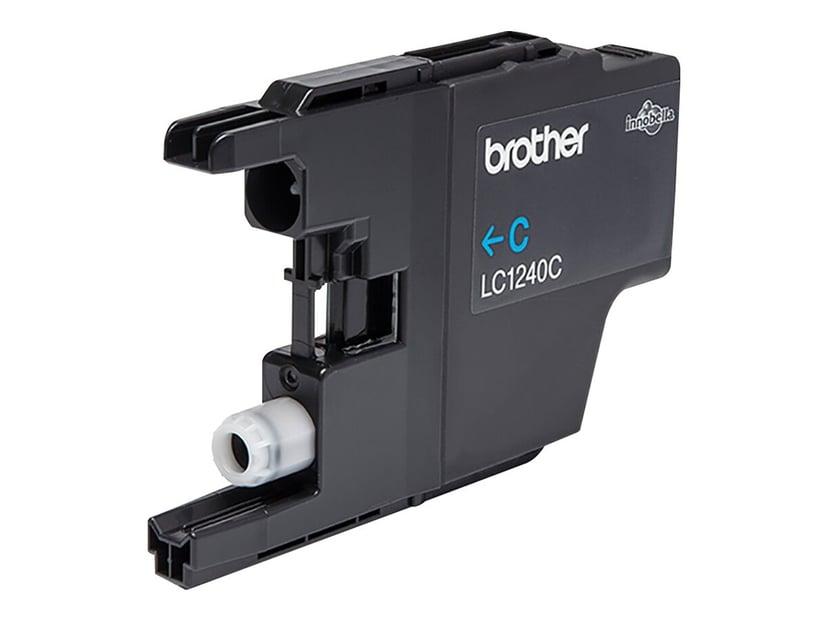 Brother Blæk Cyan LC1240C - MFC-J6510DW