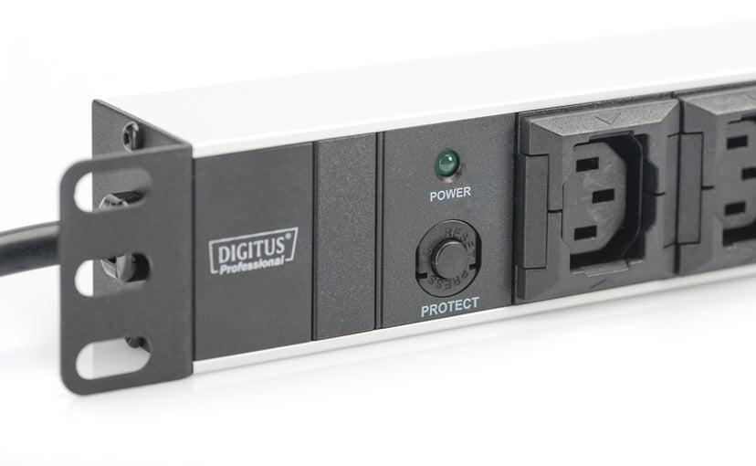 Digitus DN-95404 Voeding IEC 60320 C13 10stuks