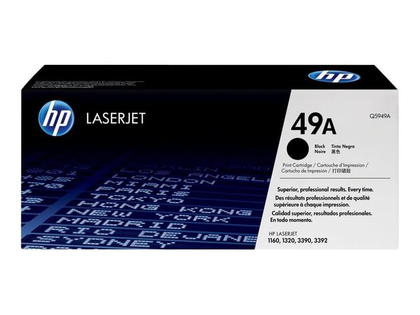 HP Toner Sort 2.5K - Q5949A