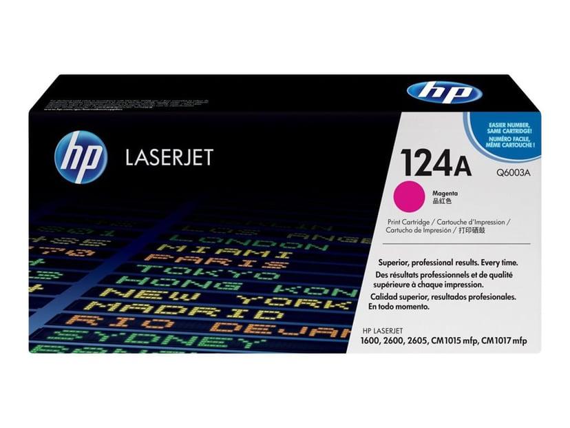 HP Toner Magenta - Q6003A