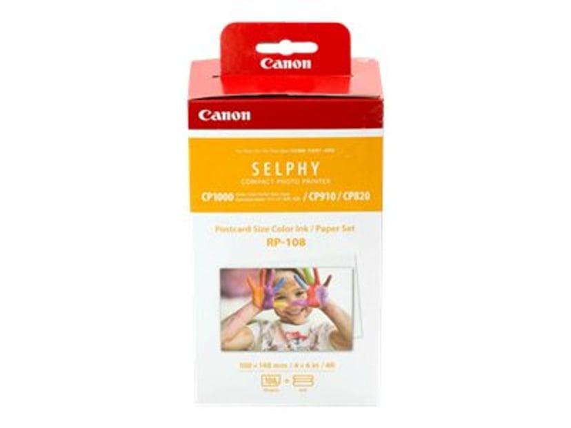 Canon Papper/Bläck RP-108 - CP820/CP1000/CP910
