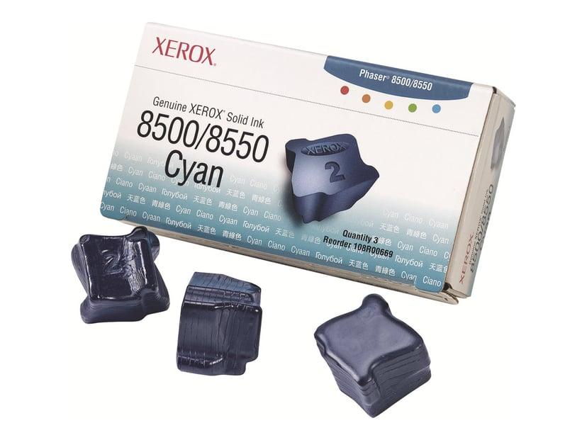 Xerox Colorstix Syaani 3k - 8500/8550