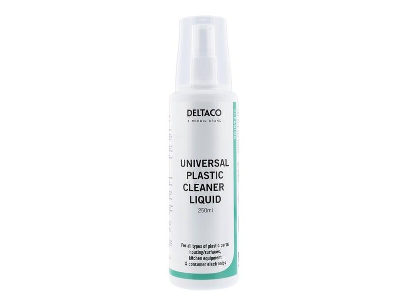 Deltaco Rengjøringsvæske 250 ml - Plast