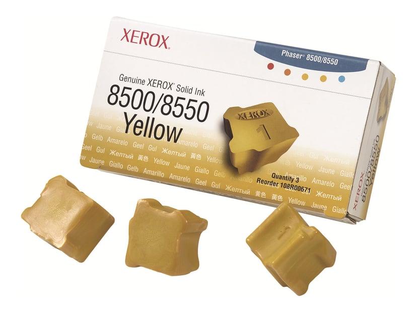 Xerox Colorstix Gul 3k - 8500/8550