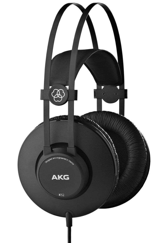 AKG K52 Svart
