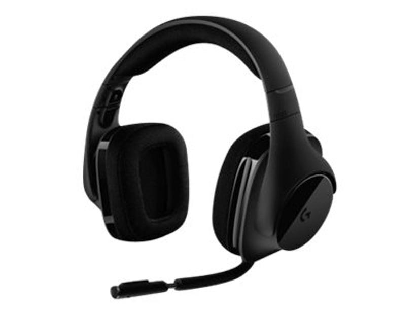 Logitech Gaming Headset G533 Zwart