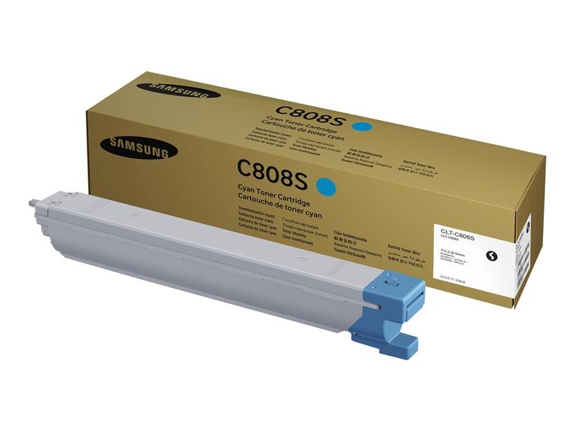 HP Samsung Toner Cyan CLT-C808S - SL-X400/X401/X4220