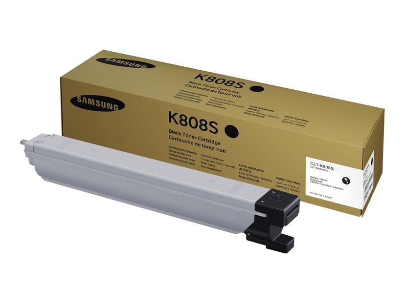 HP Samsung Toner Svart CLT-K808S - SL-X400/X401/X4220