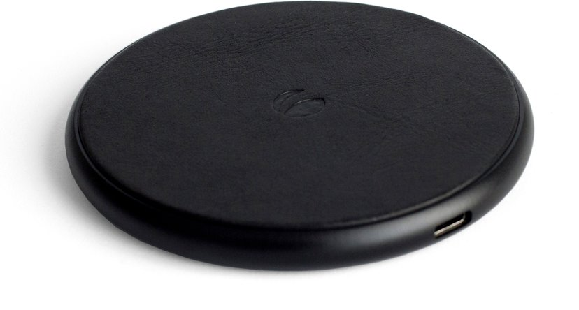 Krusell Sunne Wireless Charger Vintage Black Vintage black