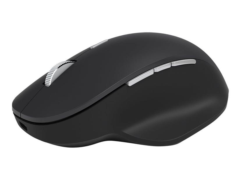 Microsoft Precision Mouse 3,200dpi Muis Draadloos Zwart