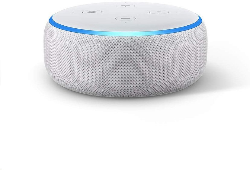 Amazon Echo Dot Gen 3 Hvid