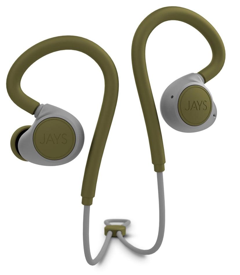Jays m-Six Wireless Grøn