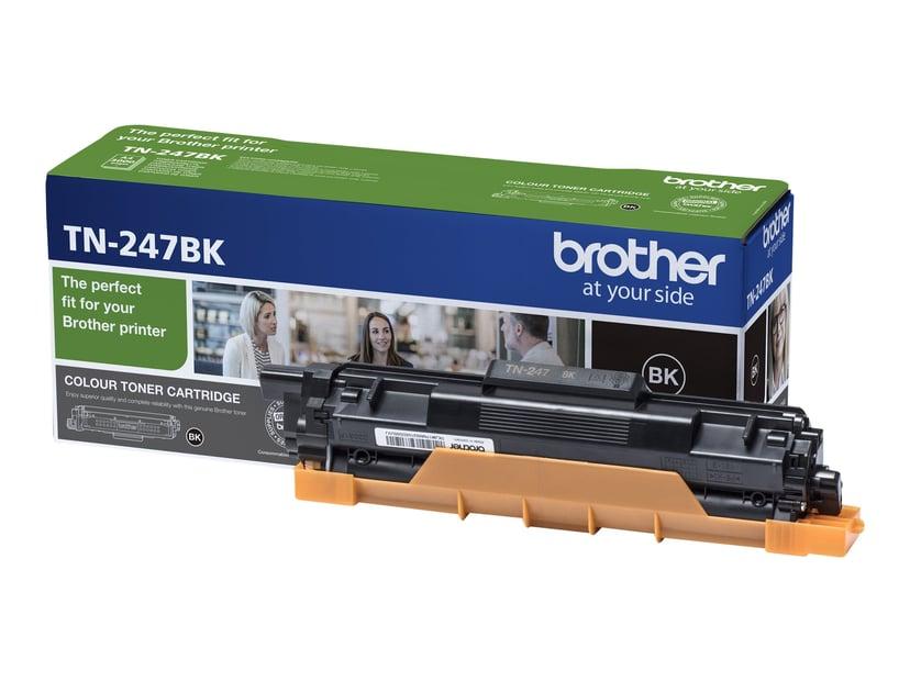 Brother Toner Zwart TN-247BK 3K - Hl-3210