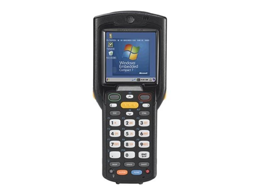 Zebra MC3200 2D 512MB/2GB Bluetooth/WiFi SE4750 Num 28 Key CE 7.X Pro