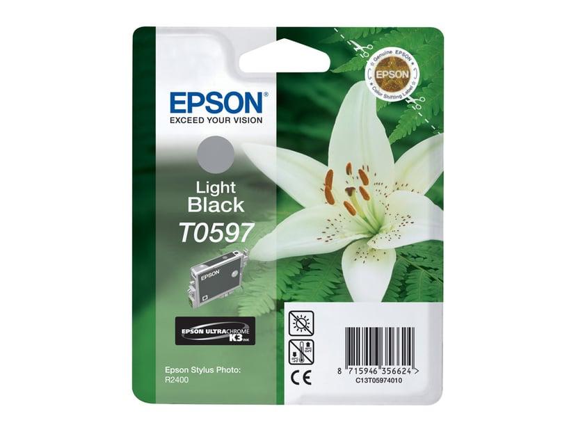 Epson Muste Kevyt Musta - STYLUS Kuva R2400