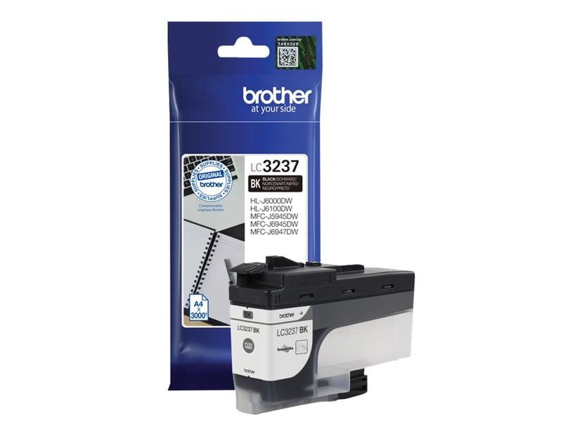 Brother Inkt Zwart LC-3237BK 3K