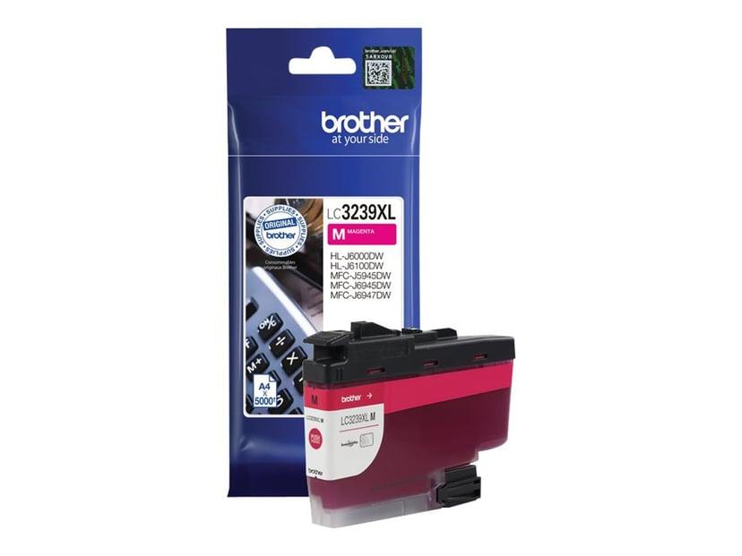Brother Inkt Magenta LC-3239XLM 5K