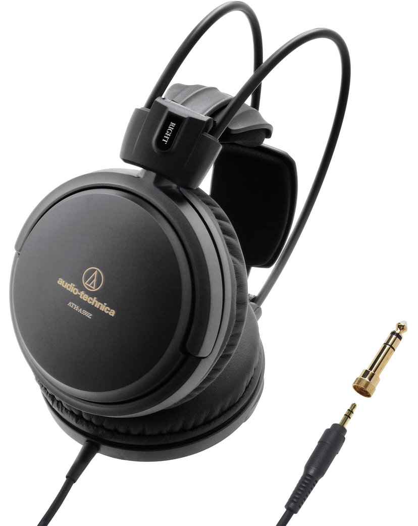 Audio-Technica Art Monitor ATH-A550Z Sort