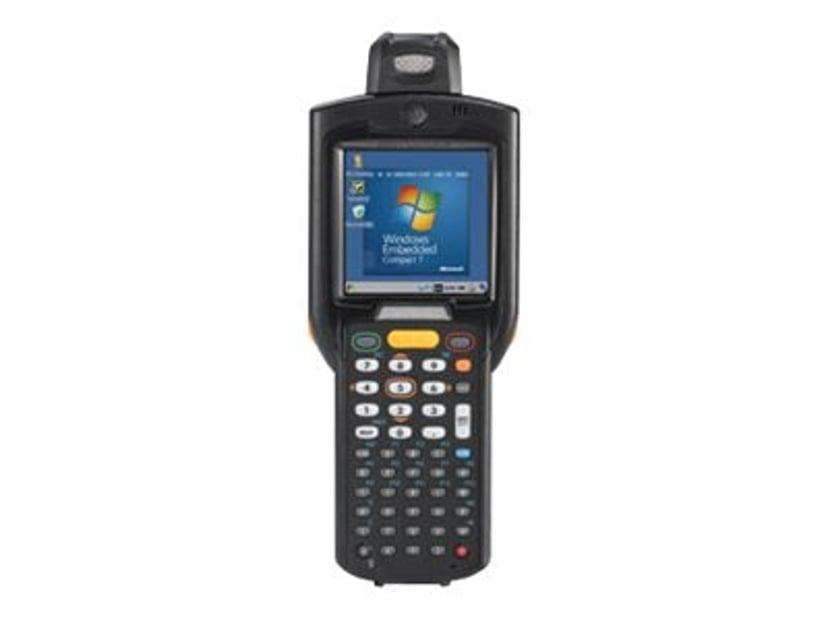 Zebra MC32 Rotating Turret 1D WLAN/Bluetooth 512/2GB 28Key CE7.X Pro