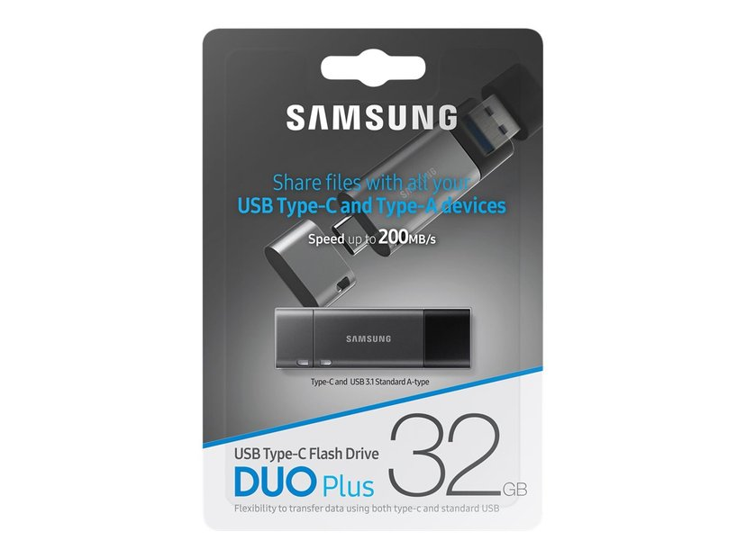 Samsung DUO Plus MUF-32DB USB 3.1 / USB-C