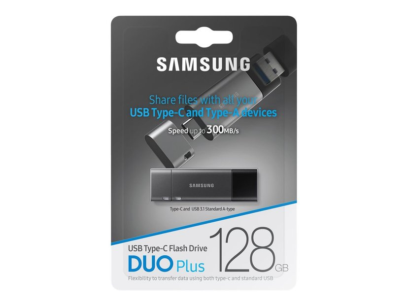 Samsung DUO Plus MUF-128DB 128GB USB 3.1 / USB-C