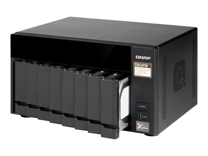 QNAP TS-873-8G 0TB NAS-server