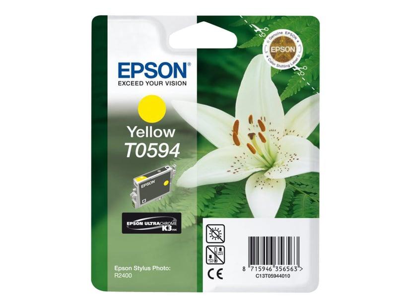 Epson Muste Keltainen - STYLUS Kuva R2400