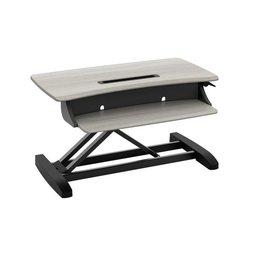 Ergotron Workfit-Z Sit-Stand Mini Desktop