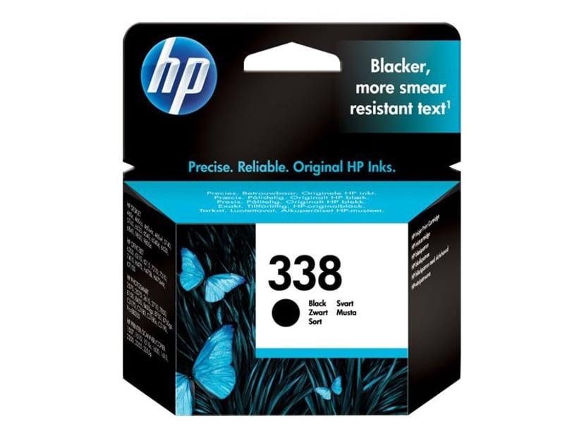 HP Blekk Svart No.338