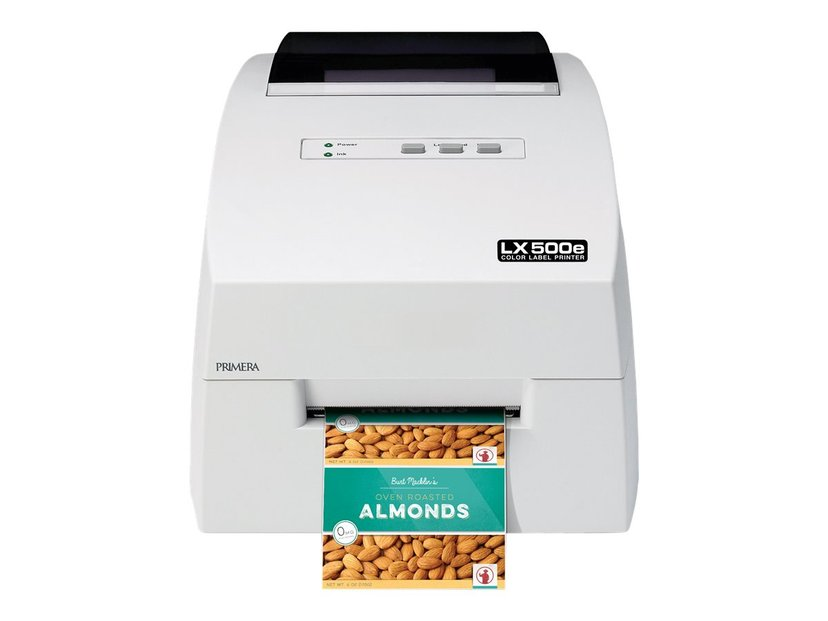 Primera LX500e Färg Etikettskrivare