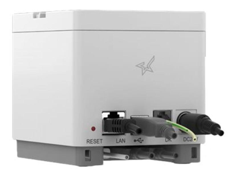 Star mC-Print2 USB/Eth Sax Hvit Inkl Strpmadapter